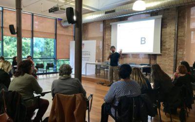 Can Jaumandreu, nou espai d'innovació socioeconòmica de Barcelona