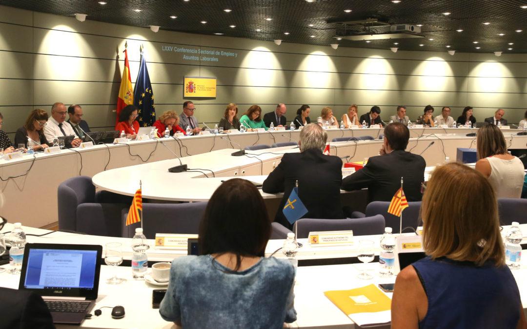 La Conferencia Sectorial aumenta los fondos para mantener puestos de trabajo en los CET